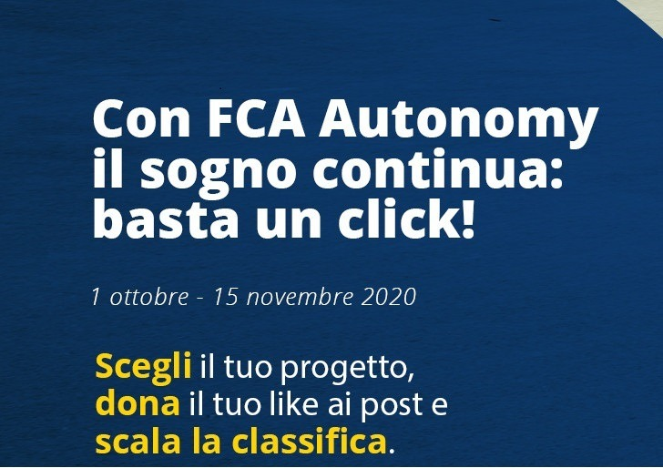 Contest Let's Donation & Fiat Autonomy